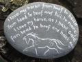 8391 - Wendy's stone