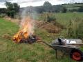 Hay Burning 2007 3